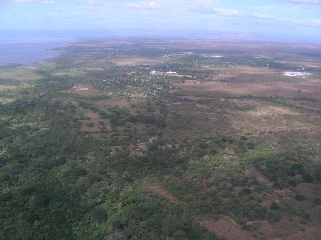 Crossing Nicaragua to Caribbean side
