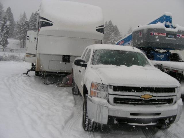 This really was a winter trip